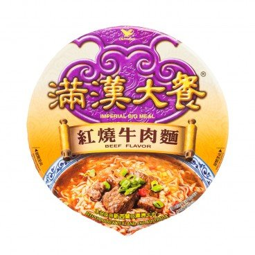 UNI-PRESIDENT - Imperial Big Meal beef - 187G