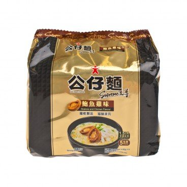 DOLL Instant Noodle Supreme abalone chicken 85GX5