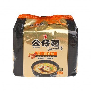 DOLL Instant Noodle Supreme lobster cheese 85GX5