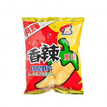 BRILLIANT Indonesian Shrimp Chips spicy 30G
