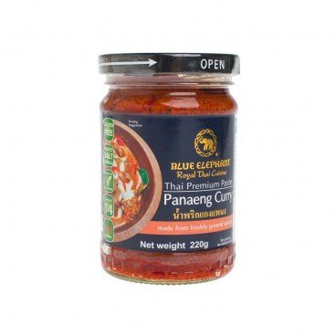 BLUE ELEPHANT Panaeng Curry Paste 220G