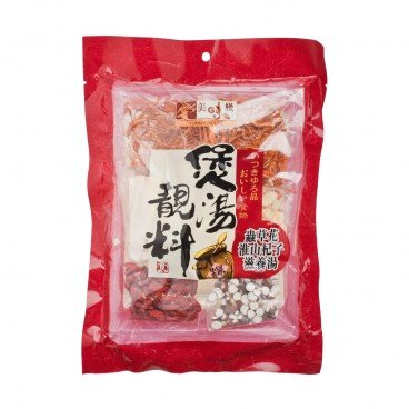 YUMMY HOUSE Herbal Soup Mix 115G