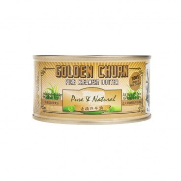 GOLDEN CHURN Pure Creamery Butter 340G