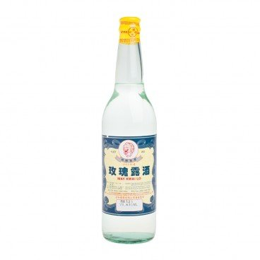 YUET WO - Glutinous Rice Wine - 630ML