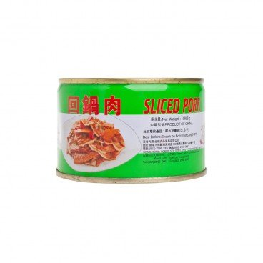 GREATWALL Sliced Pork In Szechuan Style 198G