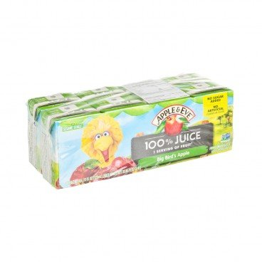 APPLE & EVE - Big Birds Apple Juice - 125MLX8