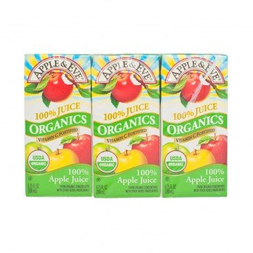 APPLE & EVE Organic Apple Juice 200MLX3