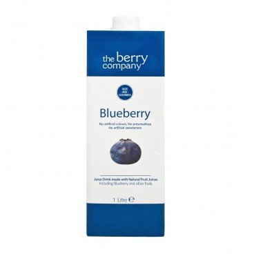 THE BERRY CO. 藍莓汁 1L