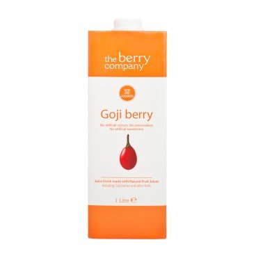 THE BERRY CO. - Goji Berry Juice - 1L