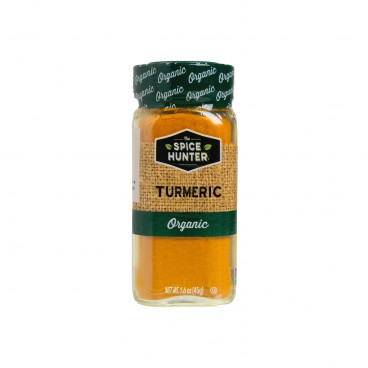 SPICE HUNTER - Organic Ground Turmeric - 1.6OZ