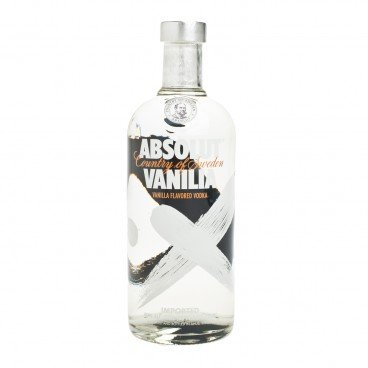 ABSOLUT - Vodka vanilla - 75CL