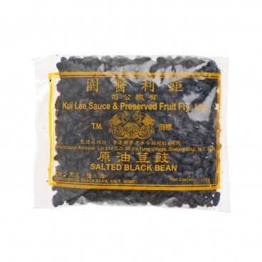 KUI LEE SAUCE - Salted Black Bean - PC