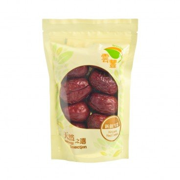 HARVEST GARDEN - Xinjiang Red Dates - 120G