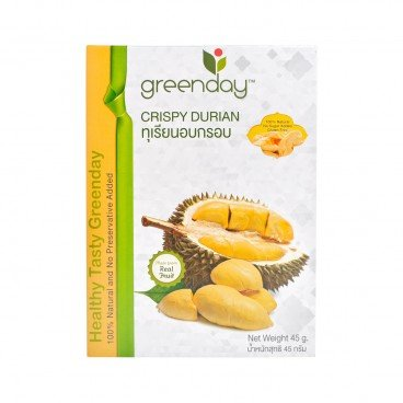 GREENDAY Crispy Durian 45G