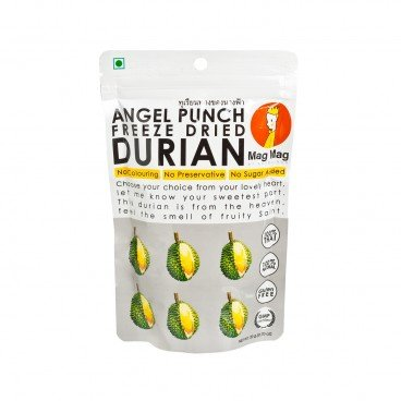 MAG MAG Angel Punch Freeze Dried Durian 20G