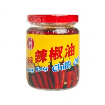 MIN HONG - Chili Oil - 210G