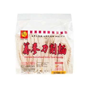 DOSHEE Buckwheat Knife Pare Noodle 300G
