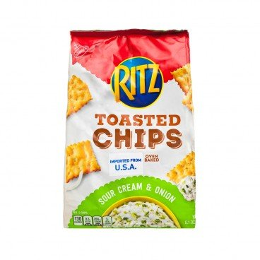 RITZ - Toasted Chips sour Cream Onion - 229G