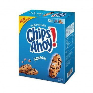 CHIPS AHOY Chocolate Chip Cookies 252G