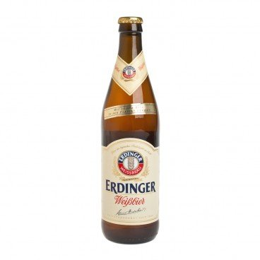 ERDINGER - Yeast Bottle - 500ML