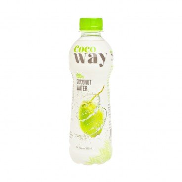 COCO WAY 100 Coconut Water 350ML