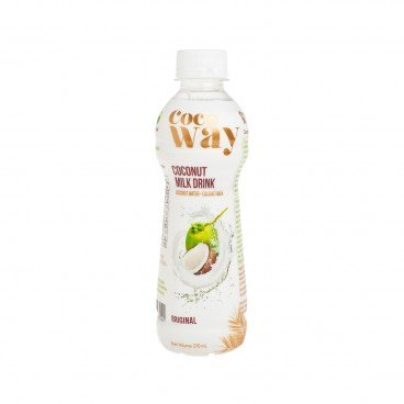 COCO WAY Coco Milk Drink 270ML