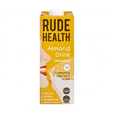 RUDE HEALTH - Organic Almond Drink - 1L