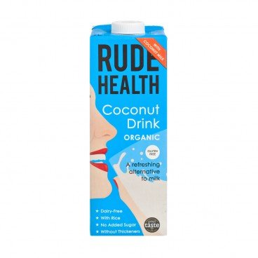 RUDE HEALTH - Organic Coconut Drink - 1L
