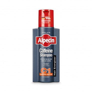 ALPECIN - Caffeine Shampoo C 1 Strengthens Hair Growth And Reduces Hair Loss - 250ML
