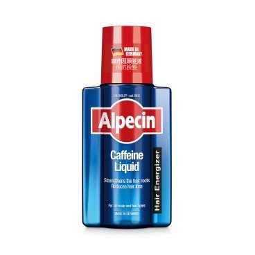 ALPECIN - Caffeine Liquid Hair Tonic That Helps Strengthen Hair Growth And Reduce Hair Loss - 200ML