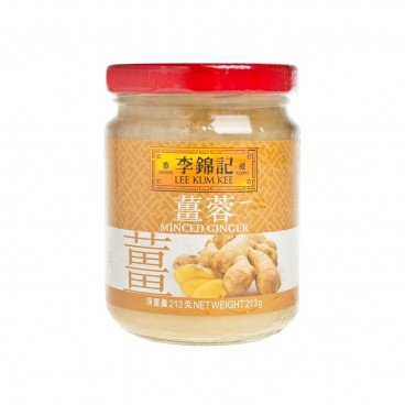LEE KUM KEE Minced Ginger 213G