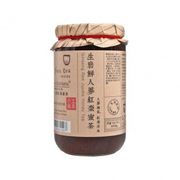 NICOLE'S KITCHEN Ginseng Red Jujube Honey Tea 380G