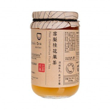 NICOLE'S KITCHEN Osmanthus Pear Tea 400G