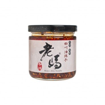 LAO MA NOODLE Chili Oil 170ML