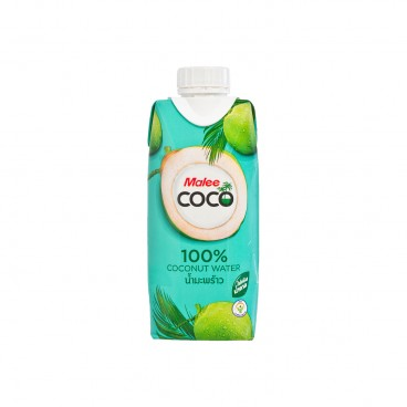 MALEE(PARALLEL IMPORT) - Coconut Water - 330ML