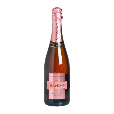 CHANDON 汽泡酒-粉紅 75CL