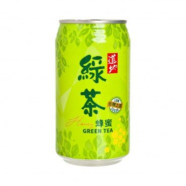 TAO TI Honey Green Tea can 340ML