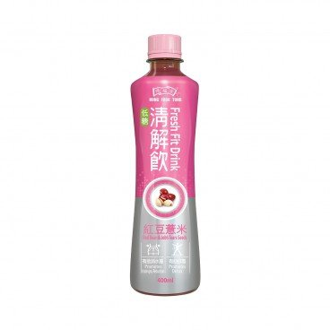 HUNG FOOK TONG - Fresh Fit Drink red Bean Jobs Tears - 400ML
