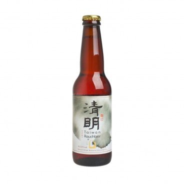 TAIWAN HEAD BREWERS Rauchbier smoker Beer 330ML