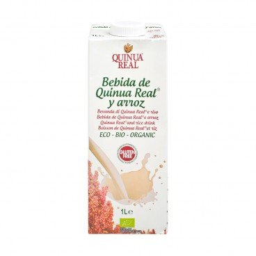 ORGANIC QUINOA RICE DRINK