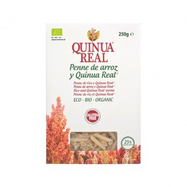 QUINUA REAL - Organic Quinoa And Rice Penny - 250G
