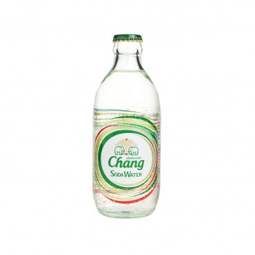 CHANG  Soda Water 325ML