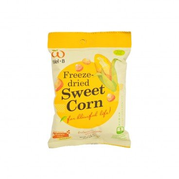 WEL-B 100 Natural Freeze dried Sweet Corn 15G