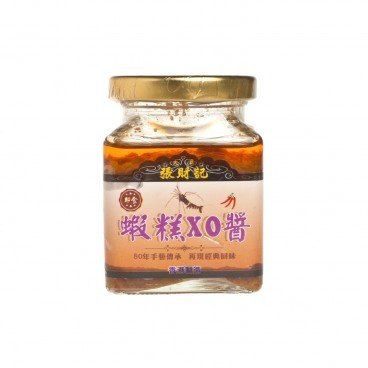 CHEUNG CHOI KEE Instant Xo Shrimp Sauce 180G