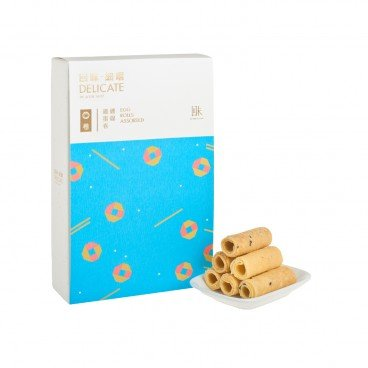 DELICATE EGG ROLLS ASSORTED FLAVOUR