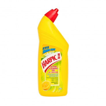 HARPIC - Active Cleaning Gel lemon - 750ML
