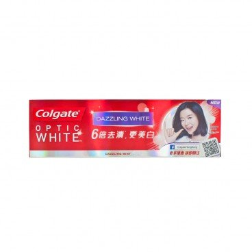 COLGATE Optic White Toothpaste Dazzling White 100G