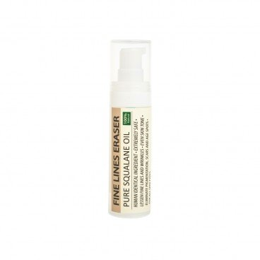 NATURALLAND - Fine Line Eraser pure Squalane Oil - 30ML