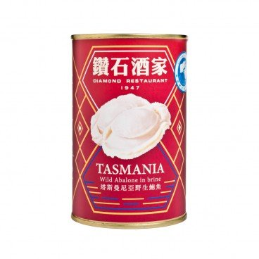 DIAMOND RESTAURANT Tasmania Wild Abalone In Clear Broth 427G