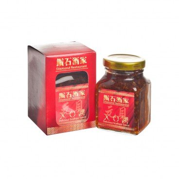 DIAMOND RESTAURANT Scallop Xo Sauce original 190G
